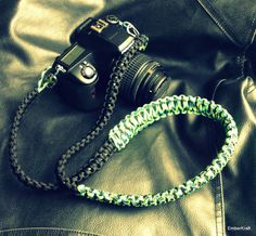 Paracord Camera Strap by Emberkraft on Etsy Paracord Camera Strap, Print Pictures, Hemp, Trending Outfits, Unique Jewelry, Handmade Gifts, Leather, Crafts, Photography