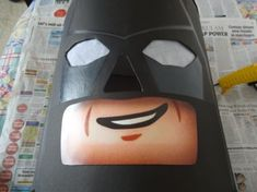 This is a DIY tutorial on how to make the head and cape of the Batman Lego cosplay! It's simple and cheap to make and I hope this tutorial helps. I previously uploaded a tutorial on how to make the Lego Batman body Lego Batman body. Check that out too please!