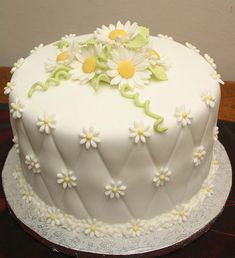 single tier daisy cake | Image Posted on July 16, 2013 by scake88 Leave a comment