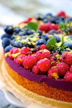 Die 127 Besten Bilder Von Kuchen Obst Tortas Bakken Und Bolos