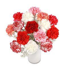 Tender Embrace Christmas Flowers