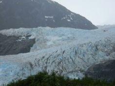 DIsney's Alaskan Cruise - Mendenhall Glacier