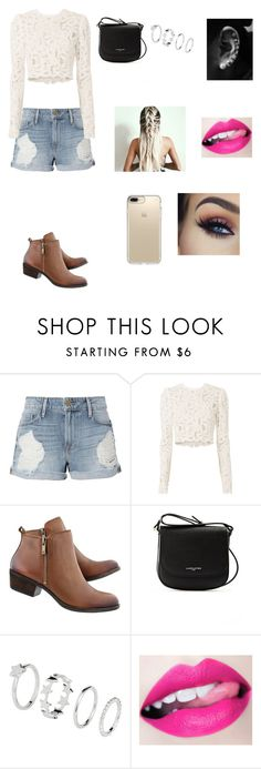 """""""New year at the beach."""" by ciana-si on Polyvore featuring moda, Frame, A.L.C., Lancaster e Speck"""