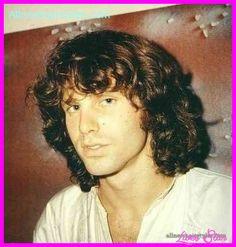 nice Jim morrison short hair