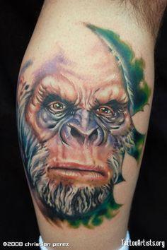 #tattoo by Christian Perez