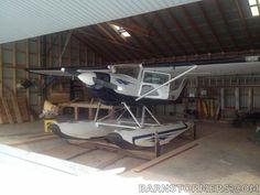 Cessna 150G Float Plane