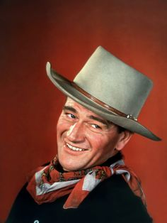 """John Wayne publicity still for """"Tall in the Saddle"""""""