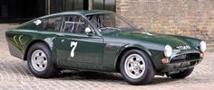 http://chicerman.com  carsthatnevermadeit:  Sunbeam Tiger Le Mans Coupe 1964. Sunbeam entered the Le Mans 24 hours with two specially modified coupe versions of the Tiger (a prototype had also been also prepared) developed by Carroll Shelby with bodywork by Lister. However the cars had not been fully developed and both overheated and did not finish the race. All three Le Mans coupes have survived to the present day  #cars