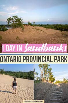 Ontario Camping, Ontario Travel, Canada Tours, Canada Travel, Ontario Getaways, Ontario Provincial Parks, Tobermory Ontario, Celebrity Travel, Prince Edward