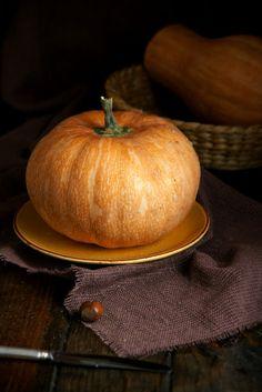 Carbassa per fer una bona crema... Pumpkin, Vegetables, Cream, Pumpkins, Vegetable Recipes, Squash, Veggies