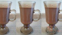 Domácí horká čokoláda | NejRecept.cz Food And Drink, Appetizers, Beer, Mugs, Drinks, Tableware, Smoothie, Syrup, Root Beer