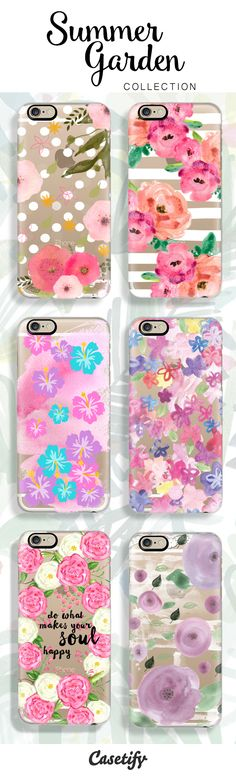 And who says florals are only for Spring? We are hitting up our newest floral designs this summer. Check them all out here!