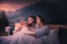 Die 5 schönsten Schlafplätze der Welt - The Chill Report Boutique Hotels, Traveling, Bucket, Rooms, Couple Photos, Couples, Outdoor, Glass Roof, Maldives