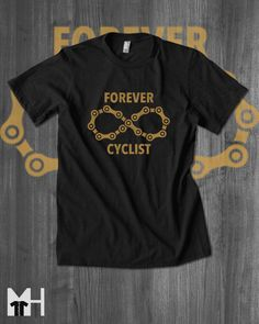 Forever Cycling Love T shirt bicycle tops and tees t-shirts 49e22470b132