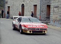 BMW M1 ラリー「BMW M1 RALLY」