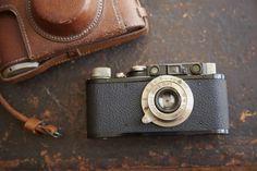 "passionleica:  ""Robert Capa's Leica  """