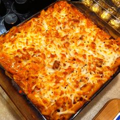 America S Test Kitchen Baked Ziti With Sausage