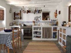 andalusian kitchen