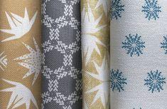Zoe Glencross - Linen fabrics for upholstery, curtains, cushions Blinds Curtains, Home Curtains, House Blinds, Blinds For Windows, Grey Fabric, Linen Fabric, Vinyl Mini Blinds, Hunter Douglas Blinds, Cheap Blinds