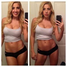 Miss Orsini stops over for a visit and shows how she represents the term 'Strong is the new skinny' by remaining 'soft' yet 'hard' at the same time.    http://www.stayfitbuzz.com/2012/04/30/stay-fit-buzz-interview-with-valeria-orsini    More food and workout stuff    http://www.stayfitbuzz.com/2012/04/30/the-meal-plans-and-workouts-to-build-abs-and-stay-lean