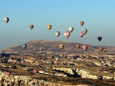 Cappadocia Balloon Ride..