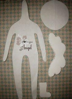 Mimin Dolls: Angel by E Dragina