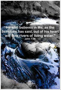 Image result for image living water Bible