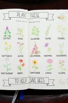 Plan Garden Beds - HouseBeautiful.com