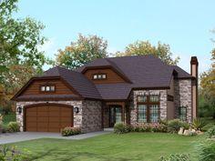 Aceste case rustice din caramida radiaza, in primul rand, eleganta, pe langa confortul si trainicia oferite de materialul de constructie clasic.