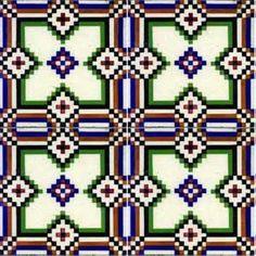 SOLAR Antique Tiles - Art Deco