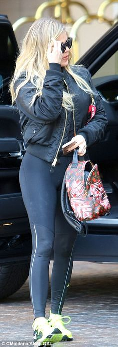 Moving on! Khloe shared a video on her website on Wednesday where she gave advice to her f...