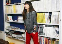 Roseanna France A/W 2014/15 Lookbook. Look 18.