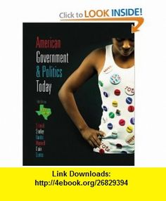 American Government and Politics Today - Texas Edition, 2009-2010 (9780495568414) Steffen W. Schmidt, Mack C. Shelley, Barbara A. Bardes, William Earl Maxwell, Ernest Crain , ISBN-10: 0495568414  , ISBN-13: 978-0495568414 ,  , tutorials , pdf , ebook , torrent , downloads , rapidshare , filesonic , hotfile , megaupload , fileserve