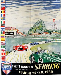 Pamphlet for the 1960 race.