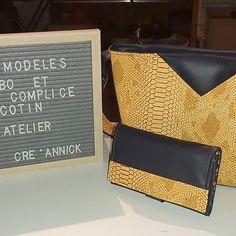 L'atelier Cré'Annick sur Instagram: Et voilà enfin fini. Voici mon sac MAMBO et son COMPLICE assortit de chez @patrons_sacotin . Rien que pour moi 😉 #sacôtinaddict…