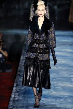 Marc Jacobs, Осень-зима 2015/2016, Ready-To-Wear, Нью-Йорк