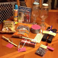 Your officially a Redneck when you have ALL of these items in your home!