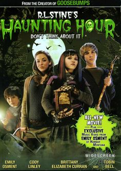 Starring – Emily Osment, Brittany Curran, Cody Linley Director – Alex Zamm Genre – Fantasy, Horror, Thriller Movie Info – http://www.imdb.com/title/tt0905994/ Movie Description – Not Available   The Haunting Hour: Don't Think About It 2007 Hollywood Movie Watch Online Host Serv...