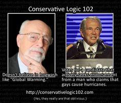 Conservative Logic Christian Coalition
