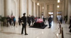 The late Supreme Court Justice Antonin Scalia lies in repose Friday in the Great Hall of the Supreme Court. John Shinkle / POLITICO   Read more: http://www.politico.com/gallery/2016/02/photos-from-scalia-funeral-002204#ixzz40dzISj00