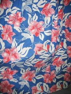 vintage fabric 1940s