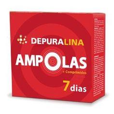 Depuralina Ampolas + Comprimidos 7 Dias