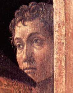 AUTORRETRATO Andrea MANTEGNA Pintor cuatrocentista ITALIANO . Nació en Isola di Carturo, un burgo en las cercanías de Padua, pero que en la época pertenecía al condado de Vicenza. A los 10 años comienza a trabajar en el taller de pintura de Francesco Squarcione en Padua. A los 17 años se independiza, cansado de que su talento artístico sea apropiado por su mantenedor. En aquellos momentos Padua hierve como un lugar especialmente propicio para el arte de Mantegna. Él frecuenta los…