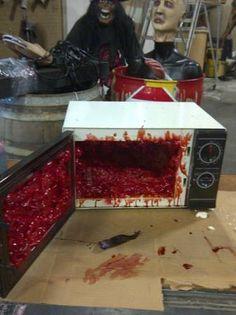 microwave prop idea by Halloween Forum member