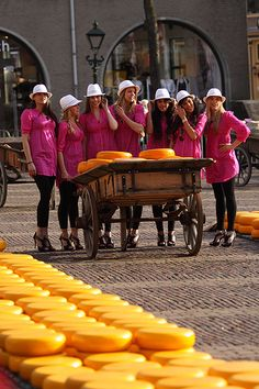 Cheese & Chicks - Holanda