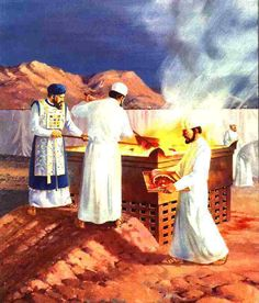 continuation of old testament sacrifice in the mass - Google Search