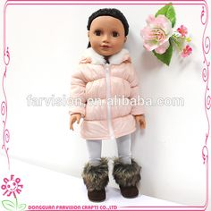 Christmas dolls pink down jacket 18 inch wholesale ski dolls, View ski dolls, Farvision doll Product Details from Dongguan Farvision Crafts…