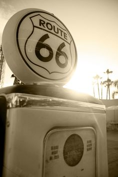 Set ride on Route 66. It'll be one long road trip from L.A. to Chicago, but a memory worth holding onto.