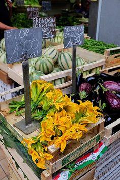 Mercato Trionfale - Rom Citytrip - Blog - September 2014 - P A S T E L P I X