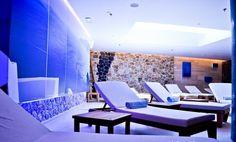 La Mer Deluxe Hotel & Spa Kamari Santorini, Santorini Greece, Hotel Spa, Resort Spa, Conference Room, Amp, Table, Furniture, Home Decor
